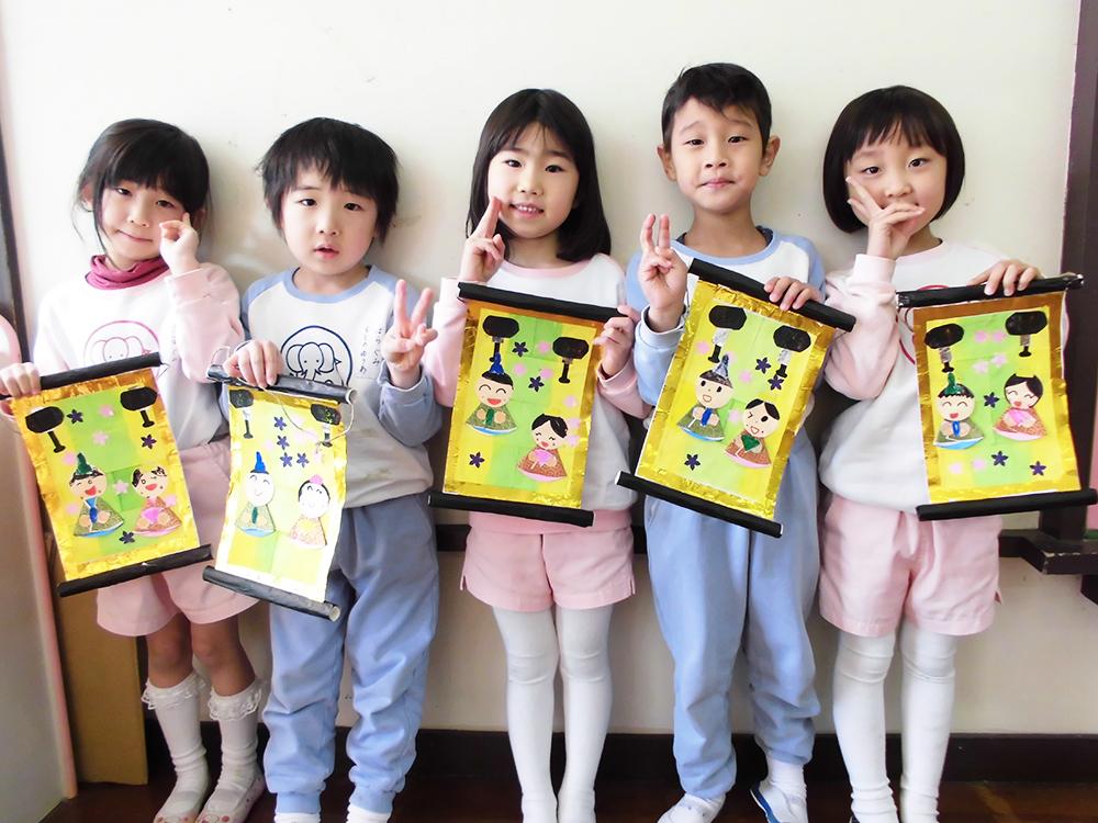 鹿児島第一幼稚園 3月