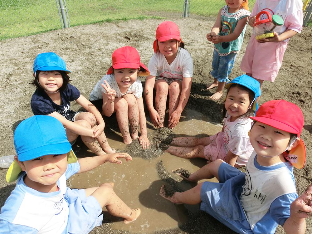 鹿児島第一幼稚園 4月
