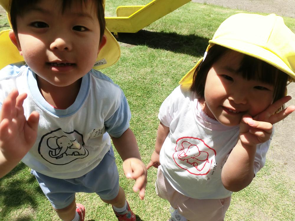 鹿児島第一幼稚園 5月