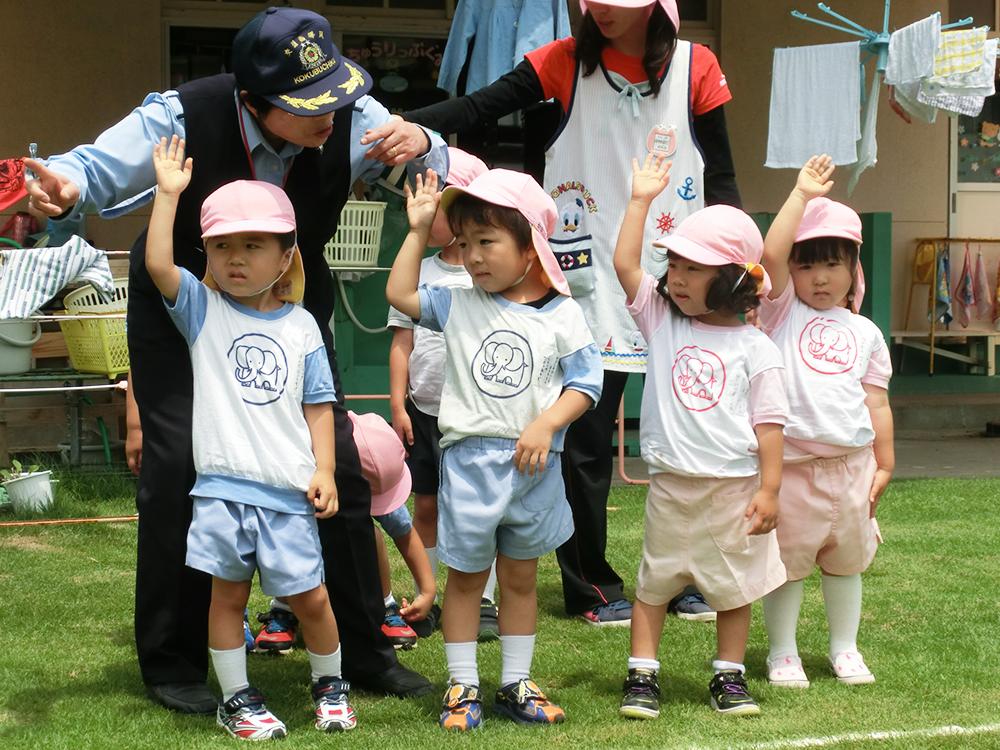 鹿児島第一幼稚園 6月