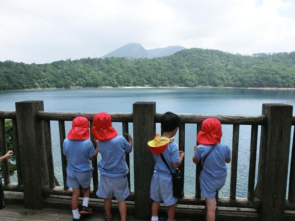 鹿児島第一幼稚園 7月