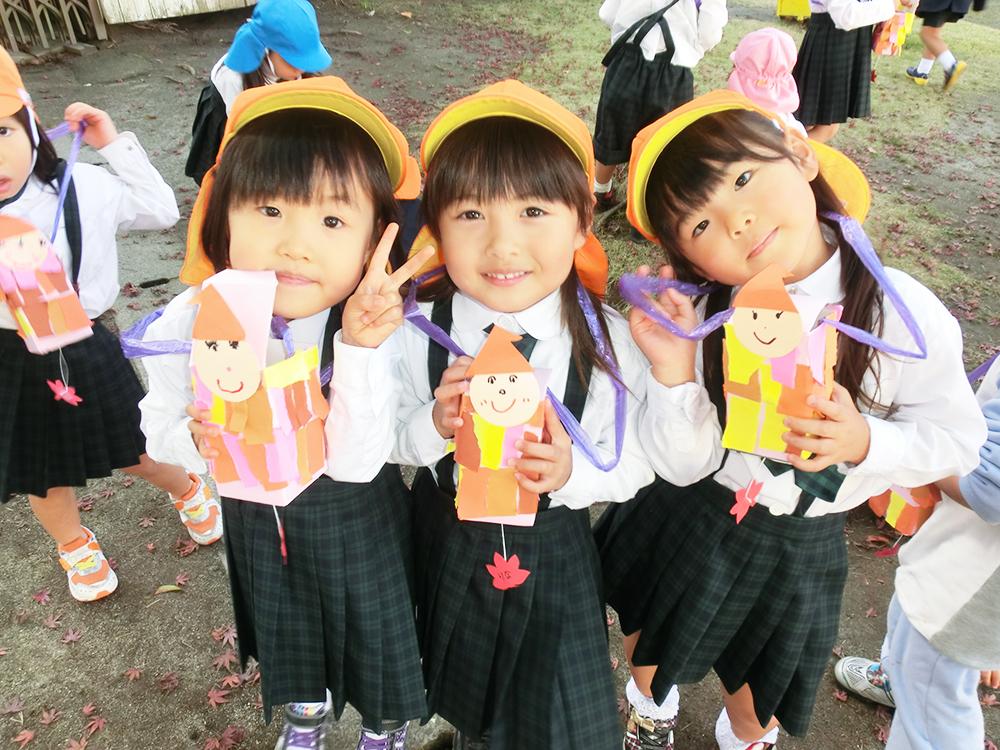 鹿児島第一幼稚園 9月