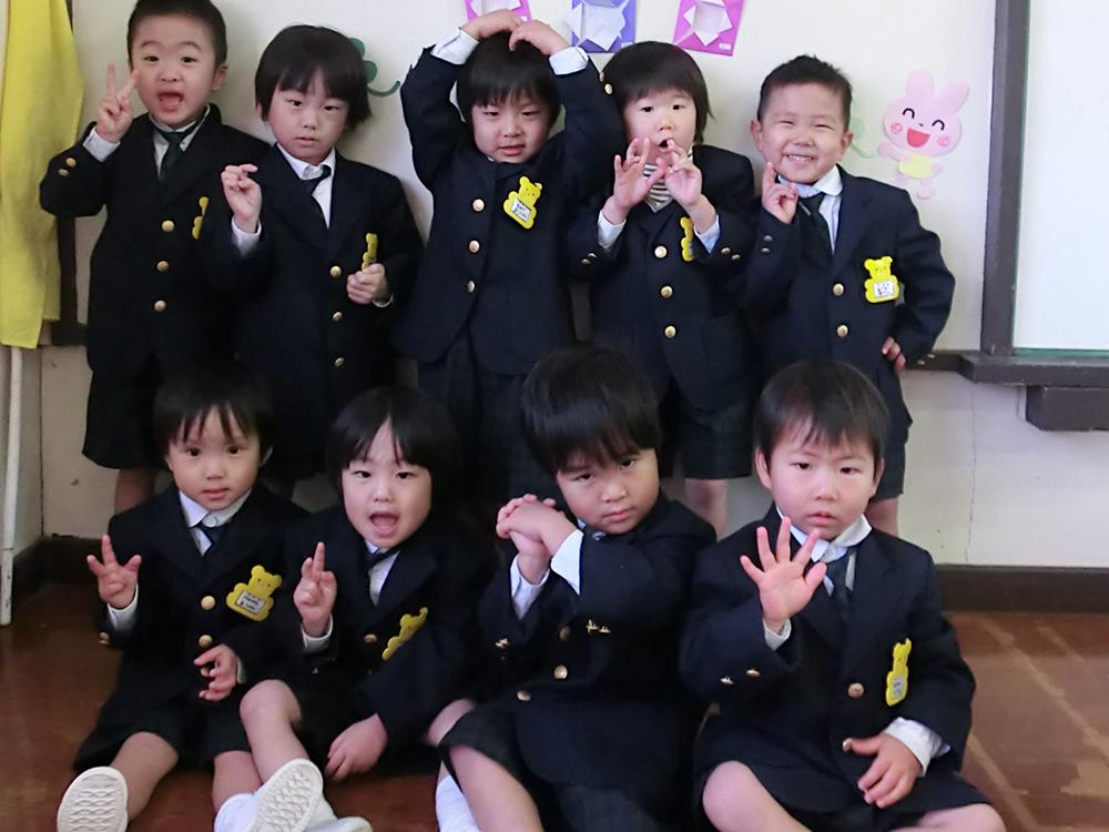 鹿児島第一幼稚園 11月